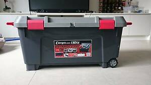 130L Multipurpose Durable Roller Storage Box North Sydney North Sydney Area Preview