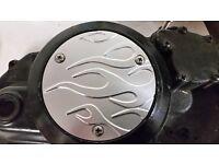 BANSHEE CLUTCH COVER BASKET CUSHIONS GASKET COOLANT TRANSFER TUBE O-RING