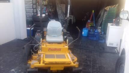 "2012 Hustler Fastrak super duty Zero turn mower with 48"" cutting"