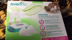 Used breast pump