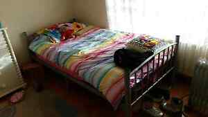 Children's beds. Bunk or 2 singles with mattresses Royal Park Charles Sturt Area Preview
