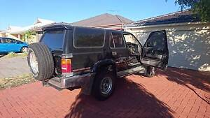 1993 Toyota Hilux Surf SSR-X LN130 Darch Wanneroo Area Preview
