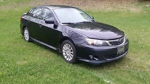 2009 Subaru Impreza Sport - Safetied and E-tested