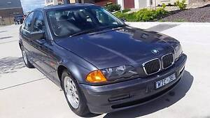BMW 323i - Auto - Sunroof - Leather - Long Rego - RWC CLASSY! Coburg North Moreland Area Preview
