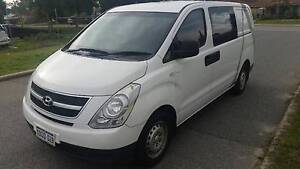 2009 Hyundai iLoad TQ-V Sport Automatic T/Diesel Van Bayswater Bayswater Area Preview
