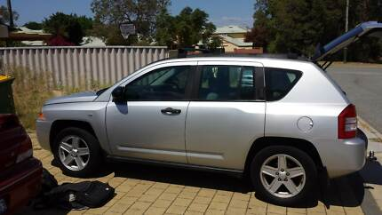 2008 Jeep Compass Wagon Bassendean Bassendean Area Preview