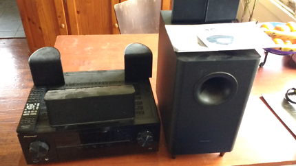 Pioneer 5.1 Ch Home Theatre System