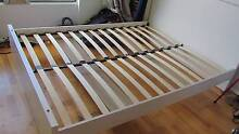 URGENT Queen Sized Bed Frame (Some minor repairs needed) Potts Point Inner Sydney Preview