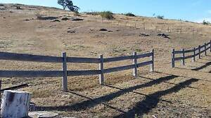 Wanted...Rural type wood fence Royalla Queanbeyan Area Preview