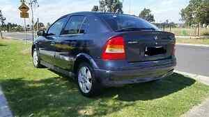 2002 Holden Astra Hatchback Sunshine North Brimbank Area Preview