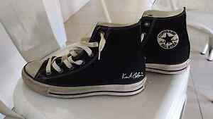 Kurt Cobain High Top converse shoes Warner Pine Rivers Area Preview