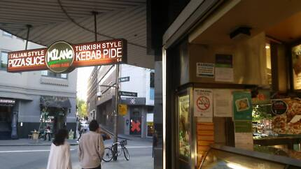 TAKE -AWAY BUSINESS [PIZZA PIDE - KEBAB- AND MORE] Potts Point Inner Sydney Preview