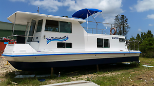 Houseboat, Home cruiser Coolangatta Gold Coast South Preview