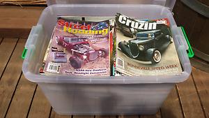Hotrod magazines bulk lot Burnie Burnie Area Preview
