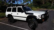 80 Series Landcruiser GXL Wagon everything included! Tumbi Umbi Wyong Area Preview