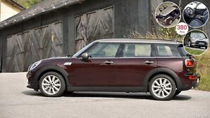2016 MINI Cooper S Clubman- JCW Package and 3 sets of tires