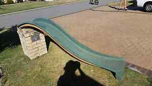 Large Fiberglass Slippery Dip for Cubby/Tree House etc $45  In us Huntingdale Gosnells Area Preview