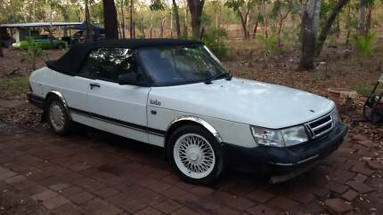 1991 Saab 900 Convertible Turbo Noonamah Litchfield Area Preview
