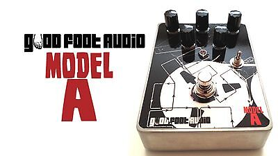 Model A Guitar Delay/Modulation/Fuzz Pedal, Low Reserve , Free Shipping on Rummage
