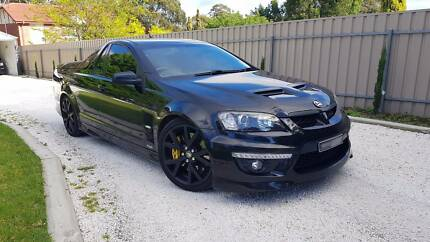 HSV VE R8 2010 Holden Maloo Manual Ute, Low KM, 3 Yr Warranty Woodville North Charles Sturt Area Preview