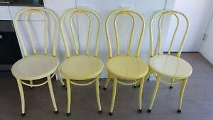 Indoor / Outdoor Yellow Chairs