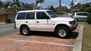 Pajero Automatic 4x4.  Drives well. Morningside Brisbane South East Preview