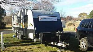 Deluxe 2014 Goldstream Australis Full Ensuit Caravan Richardson Tuggeranong Preview