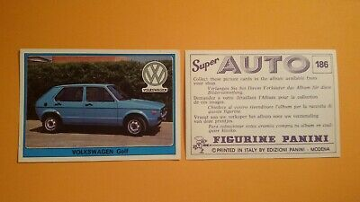 Panini 76, SUPER AUTO (1976) , 10 aus Liste aussuchen