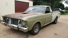 1970 XY FORD FALCON UTE COMPLETE PROJECT! Kingaroy South Burnett Area Preview