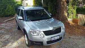 2012 Skoda Yeti Wagon very low kms FSH one owner exc condition Mount Lawley Stirling Area Preview