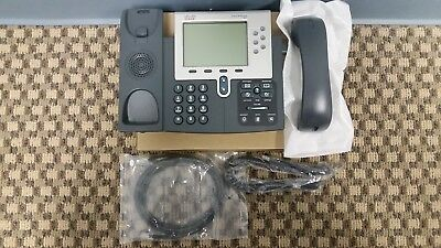 New Cisco Unified Ip Phone 7961g