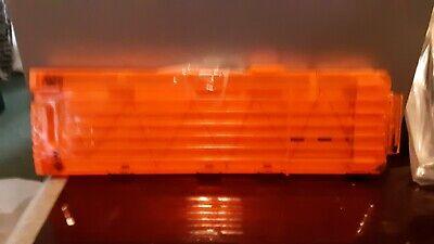 Nerf N-Strike 18 Max Round Dart Gun Ammo Clip Magazine Orange Transparent