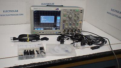 Tektronix Mdo4104-3 1 Ghz 4 Ch 16 Digital 1 Rf 5 Gsas Mixed Oscilloscope