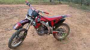 02 crf450r Margate Redcliffe Area Preview
