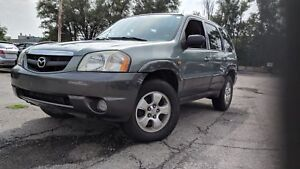 2004 Mazda Tribute TRIBUTE ES|LEATHR|V6
