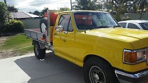 1988 Ford F250 Ute Helensvale Gold Coast North Preview
