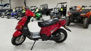2009 E-TON BEAMER 3 49CC! WE FINANCE! TRADES WELCOME!