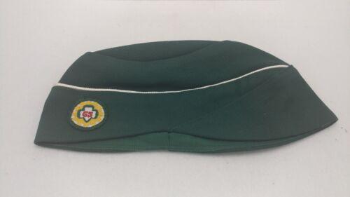 Vintage Official Girl Scout Cap/Hat Medium