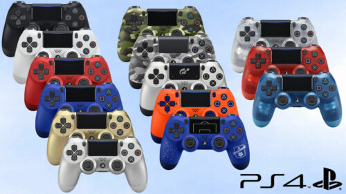 SONY PS4 Wireless Dualshock 4 Controller Original V2 Neustes Modell 2017