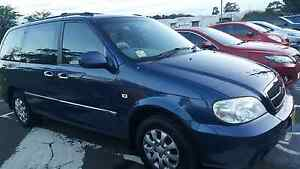 *****URGENT 04 KIA CARNIVAL Auto 89000km need gone due to upgrade Campbelltown Campbelltown Area Preview