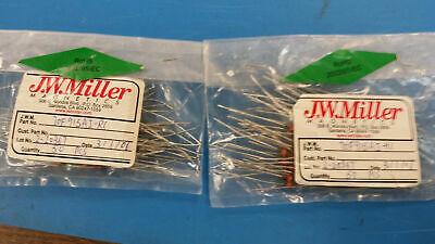 10 Pcs 70f915ai-rc Jw Miller Rf Fixed Inductors 91uh 5