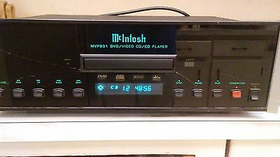 Mcintosh MVP831 CD/DVD Player