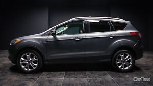 2014 Ford Escape Titanium LEATHER! KEYLESS IGNITION! REAR PAR...