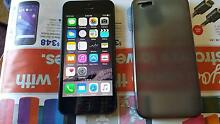 iphone 5 64G unlocked good condition with case only Doncaster Manningham Area Preview