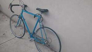 Second hand bike, bought from shop two months ago.Helmet and Lock Melbourne CBD Melbourne City Preview