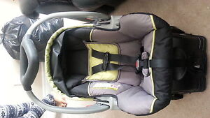 Baby Trend car seat like new