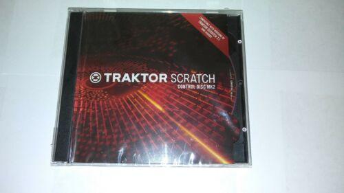 Traktor Scratch Control Disc MK2 - Sealed