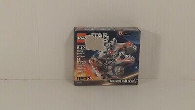 LEGO STAR WARS 75193 Millennium Falcon Microfighter NISB Damaged Box