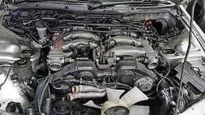 Nissan 300zx z32 vg30dett engine Mornington Mornington Peninsula Preview