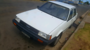 URGENT Ae80 Toyota Corolla 7 months rego reliable factory conditi Smithfield Parramatta Area Preview